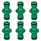 Hotop 6 Schlauchverbinder (Grün)