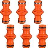 6 Stück Doppelkupplung