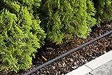 Gardena 1969-20 Perl Regner Schlauch, mit allen Anschlussarmaturen, mit Durchfluss- und Druckregulierung, verkürzbar oder verlängerbar (Beregnete Fläche 15qm, Schlauchlänge: 15m) - 2