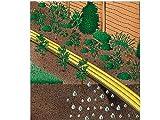 Hozelock Garten Schlauch Sprinkler-Schlauch 15 Meter und Grundausstattung, Bewässerungsfläche, Mehrfarbig, max. 54 m² - 2