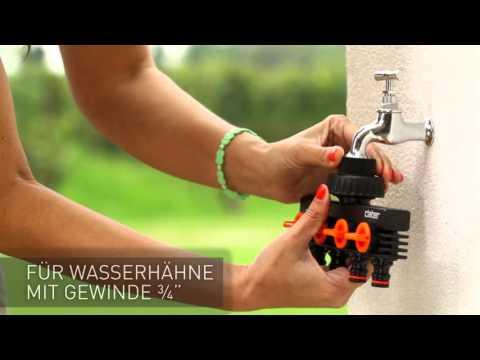 8581 - Vier-Wege-Verteiler - DE