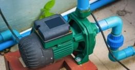 Bewässerungspumpe Foto: MR.WICHAI THONGTAPE / shutterstock.com