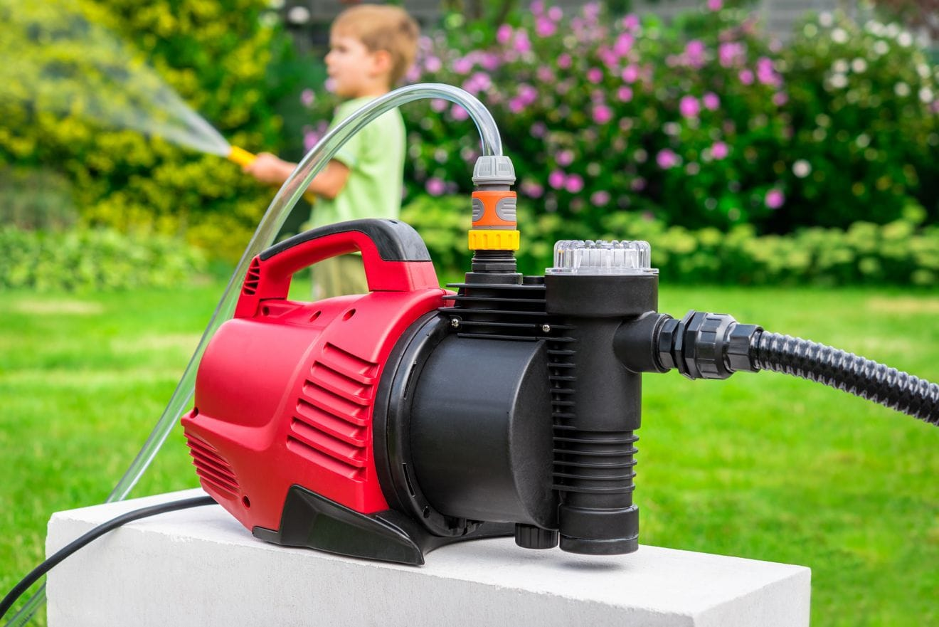 Gartenpumpe  Affordable Gallery Of Neptun Ncgpe I W With