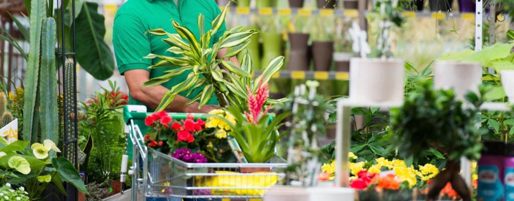 Einkauf im Baumarkt Foto: © Gerhard Seybert - stock.adobe.com