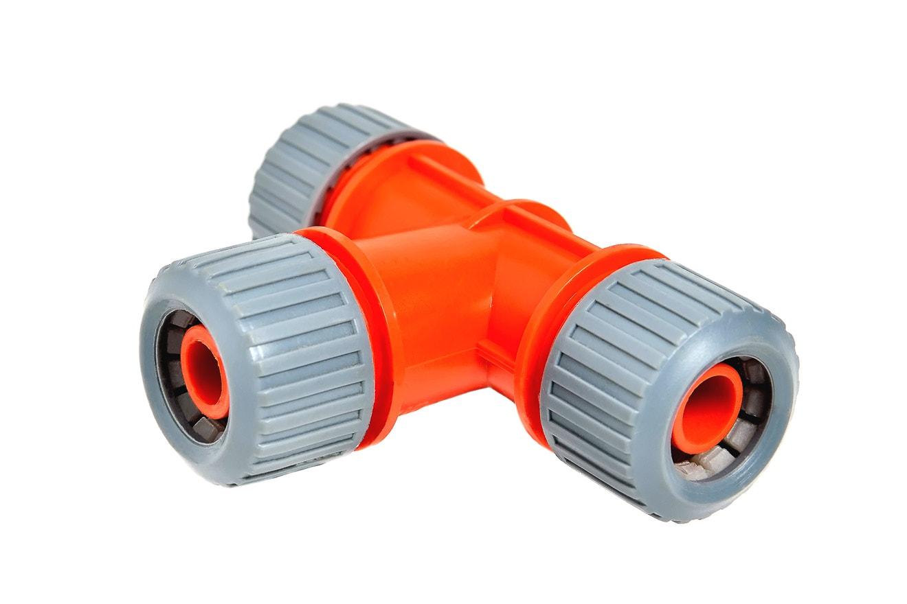 Y-Stück Schlauchverbinder Verbindungstülle aus Kunststoff Größen von 3 bis 25mm